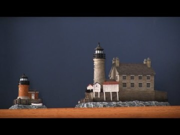 It Takes a Village...The Story of the South Channel Range Lights