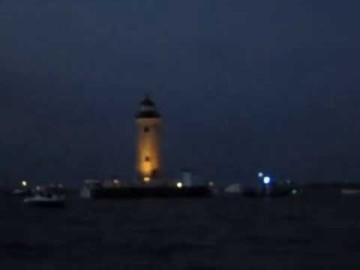016.AVI National Lighthouse Day on Lake St. Clair